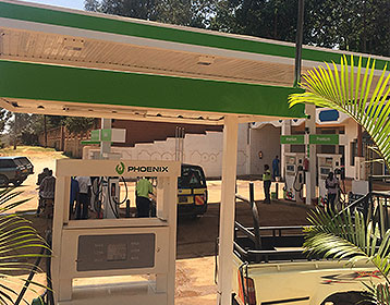 Dispensadores de Combustible de Enrique Freyre Equipos